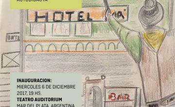 Mente de principiante – Los dibujos de Oscar Amadeo Lamarche