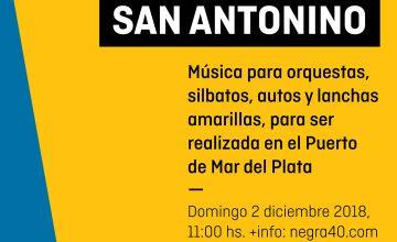 San Antonino (2016 – 2018)
