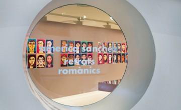 2016: America Sanchez  | Retratos románicos