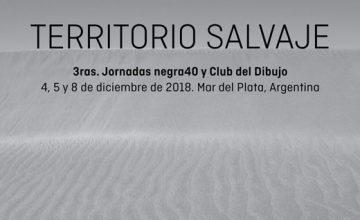 3ras. Jornadas negra40 y Club del Dibujo
